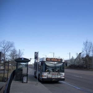 An RTD Bus