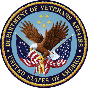 Dept of Veterans Affairs logo
