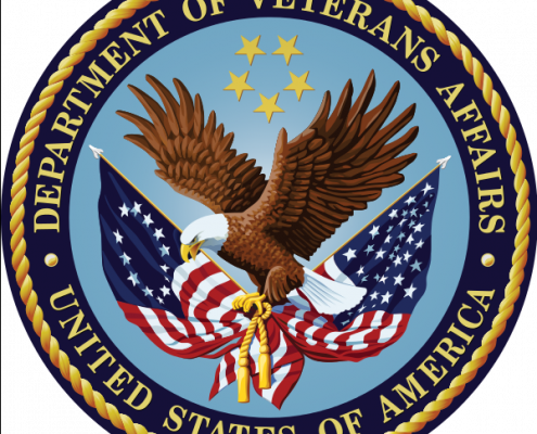 Dept of Veterans Affairs logo