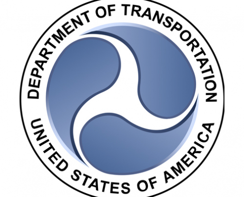 Dept. Transportation Logo