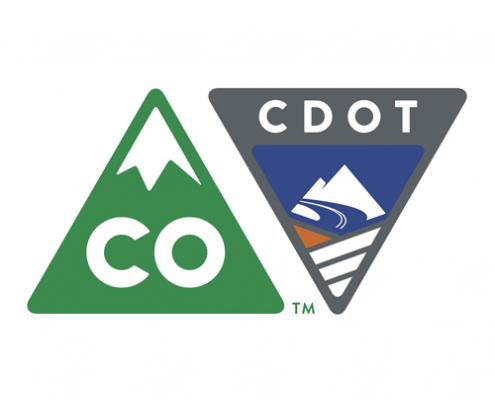 CDOT logos