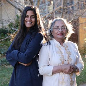 Two South Asian Women
