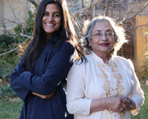 Two South Asian Women