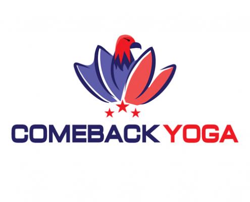 Comeback Yoga Logo