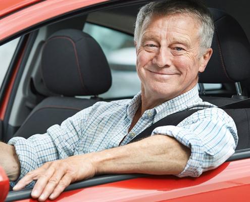 Older adult driver