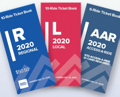 RTD tickets