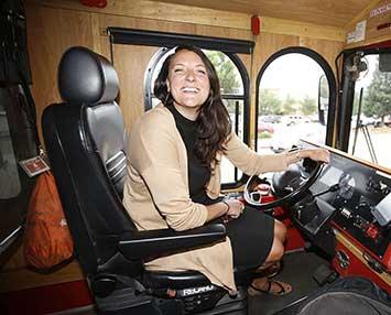 Sarah Hill Durango Transit