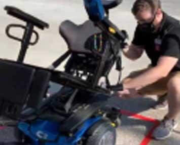 Wheelchair Wash