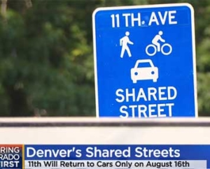 Shared Streets Coming Back